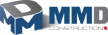 MMD Construction Logo