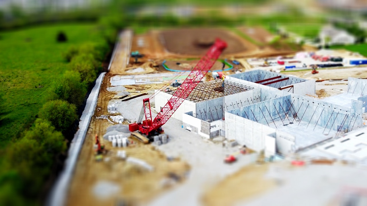 Commercial and Industrial Construction