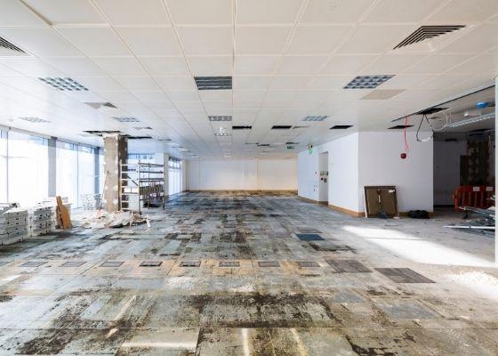 Successful Office Renovation