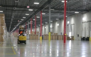 Top Tips For Building A Warehouse