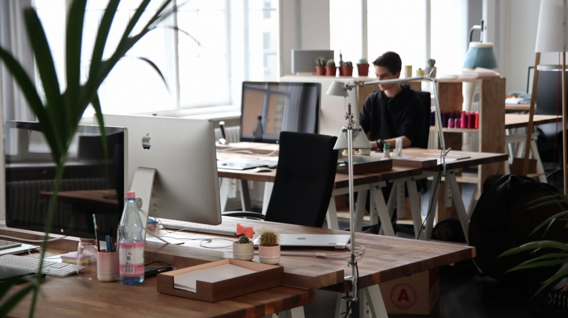 Maximize Natural Lighting in Office Space