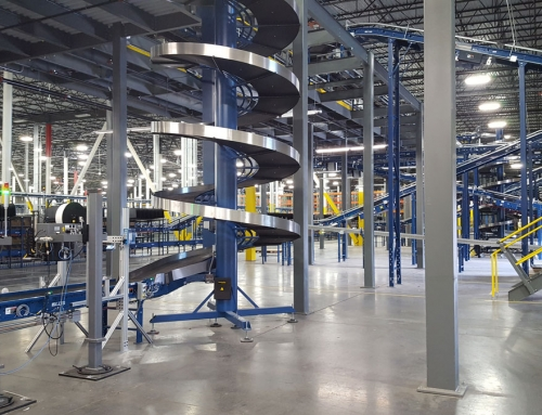 Four Considerations When Building A Warehouse