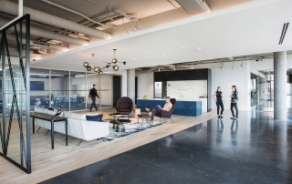Fall Office Remodeling